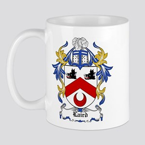 Laird Coat of Arms Mug