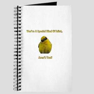 Special Kind of Idiot Journal