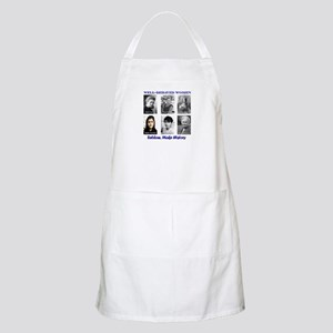 Well-Behaved Women Apron