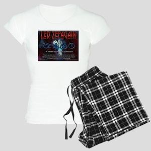 Led Zepagain Women's Light Pajamas