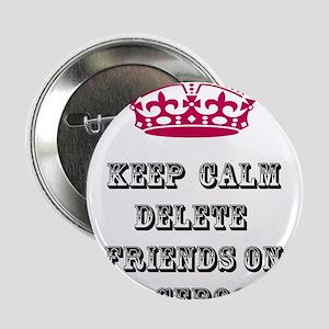 Keep calm delete facebook friends on facebook 2.25