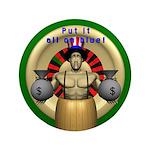 "Bailout Bill 3.5"" Button (100 pack)"