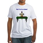 Bailout Bill Fitted T-Shirt