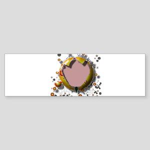 Mantra Meditation Sticker (Bumper)