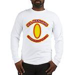 Anime Sword of Fire Solavenger Long Sleeve T-Shirt