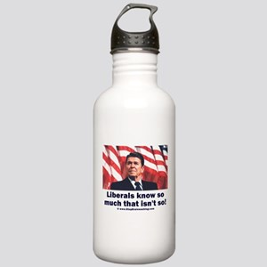 Liberals Know So Much That Is Not So ! Stainless W