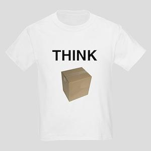 Think Outside The Box Kids Light T-Shirt