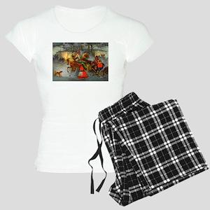 Let's Go For a Ride Women's Light Pajamas