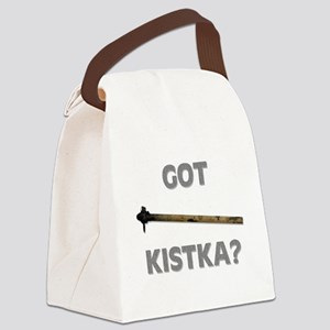 'Got Kistka?' Canvas Lunch Bag