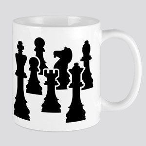 Chess Chessmen Mug