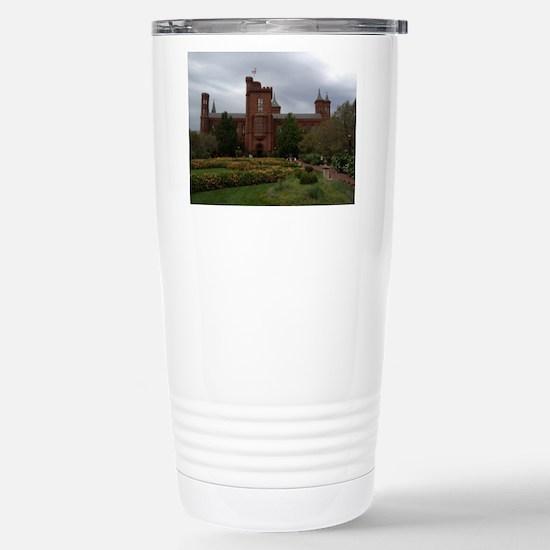 Smithsonian Castle Stainless Steel Travel Mug