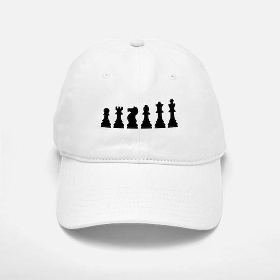 Evolution chess Baseball Baseball Cap