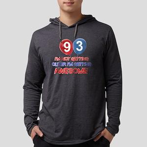 93 Mens Hooded Shirt