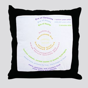 Big Bang Theory Throw Pillow