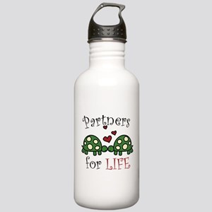 Partners For Life Stainless Water Bottle 1.0L