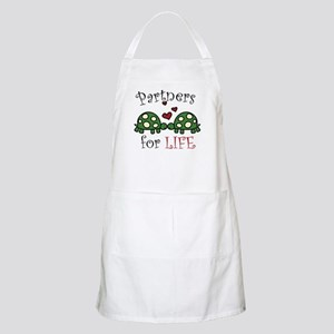Partners For Life Apron