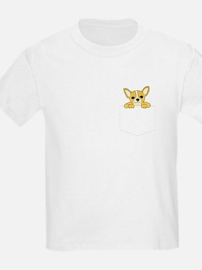 Chihuahua Pocket Pooch T-Shirt