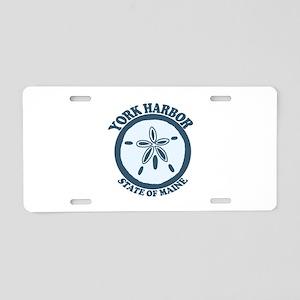 York Harbor ME - Sand Dollar Design. Aluminum Lice