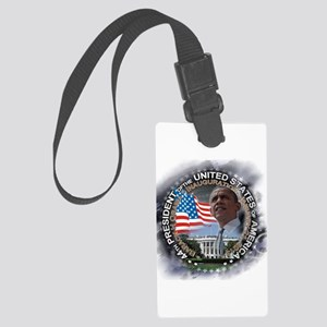 Obama Inauguration 01.21.13: Large Luggage Tag