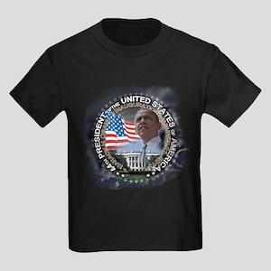 Obama Inauguration 01.21.13: Kids Dark T-Shirt
