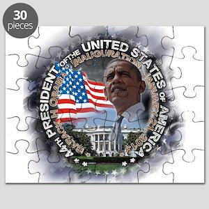 Obama Inauguration 01.21.13: Puzzle