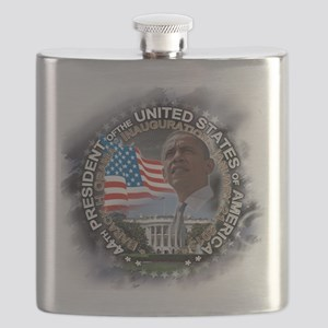 Obama Inauguration 01.21.13: Flask
