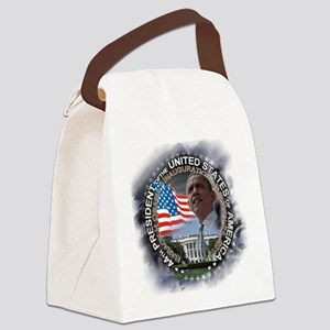Obama Inauguration 01.21.13: Canvas Lunch Bag