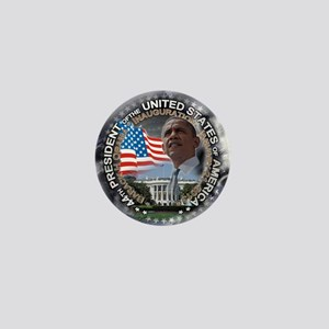 Obama Inauguration 01.21.13: Mini Button