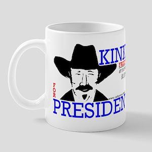 Kinky Friedman Mug