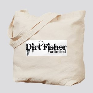 Dirt Fisher Unlimited Tote Bag