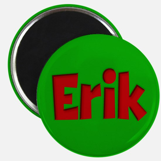Erik Green and Red Magnet