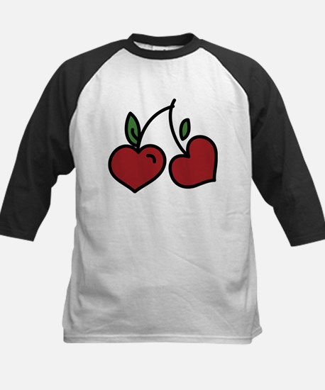 Wild Cherry Kids Baseball Jersey