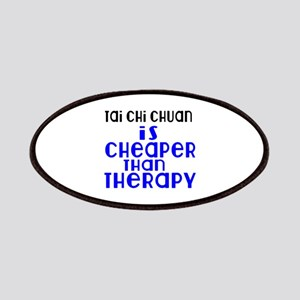 Tai Chi Chuan Is Cheaper Than Therapy Patch