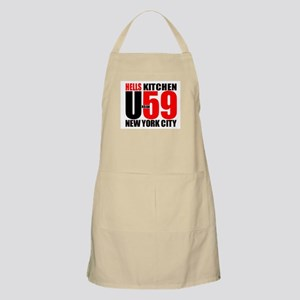 URBAN59 LOGO ITEMS BBQ Apron