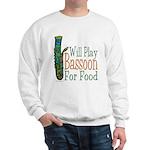 (CP) Will Play Bassoon lt Sweatshirt
