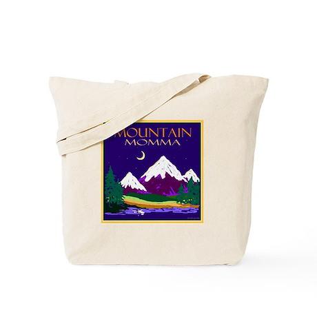 Mountain Momma Tote Bag