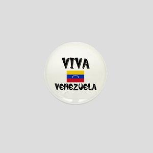 Viva Venezuela Mini Button