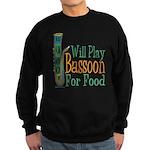 (CP) Will Play Bassoon dk Sweatshirt (dark)