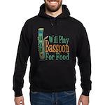 (CP) Will Play Bassoon dk Hoodie (dark)