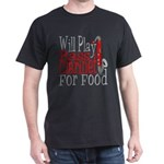 Will Play Bass Clarinet Dark T-Shirt