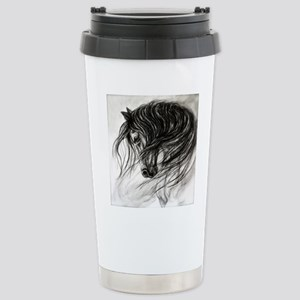 Mane Dance Stainless Steel Travel Mug