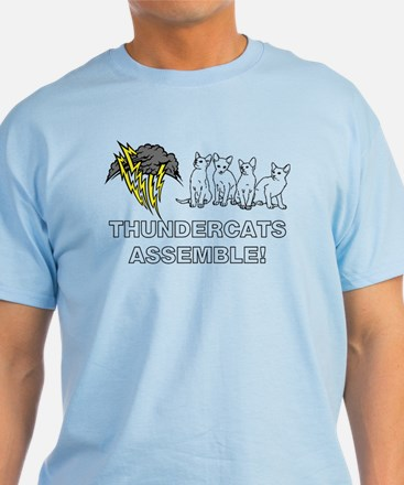 Cute Thunder cats T-Shirt