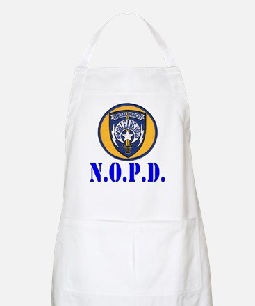 NOPD Specfor BBQ Apron