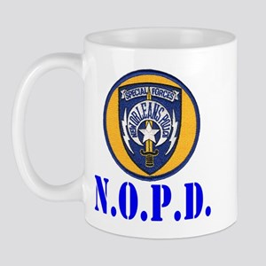 NOPD Specfor Mug