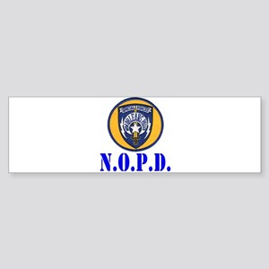 NOPD Specfor Bumper Sticker