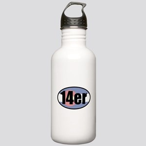 Colorado 14ers Stainless Water Bottle 1.0L