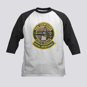 NHSP Special Enforcement Kids Baseball Jersey