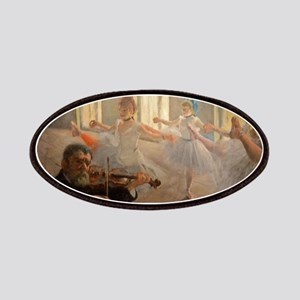 Famous Paintings: The Ballet School Patches