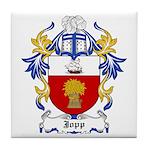 Jopp Coat of Arms Tile Coaster