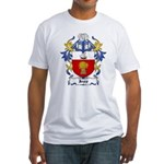 Jopp Coat of Arms Fitted T-Shirt